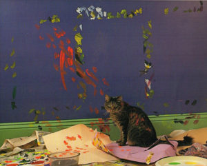 Why Cats Paint